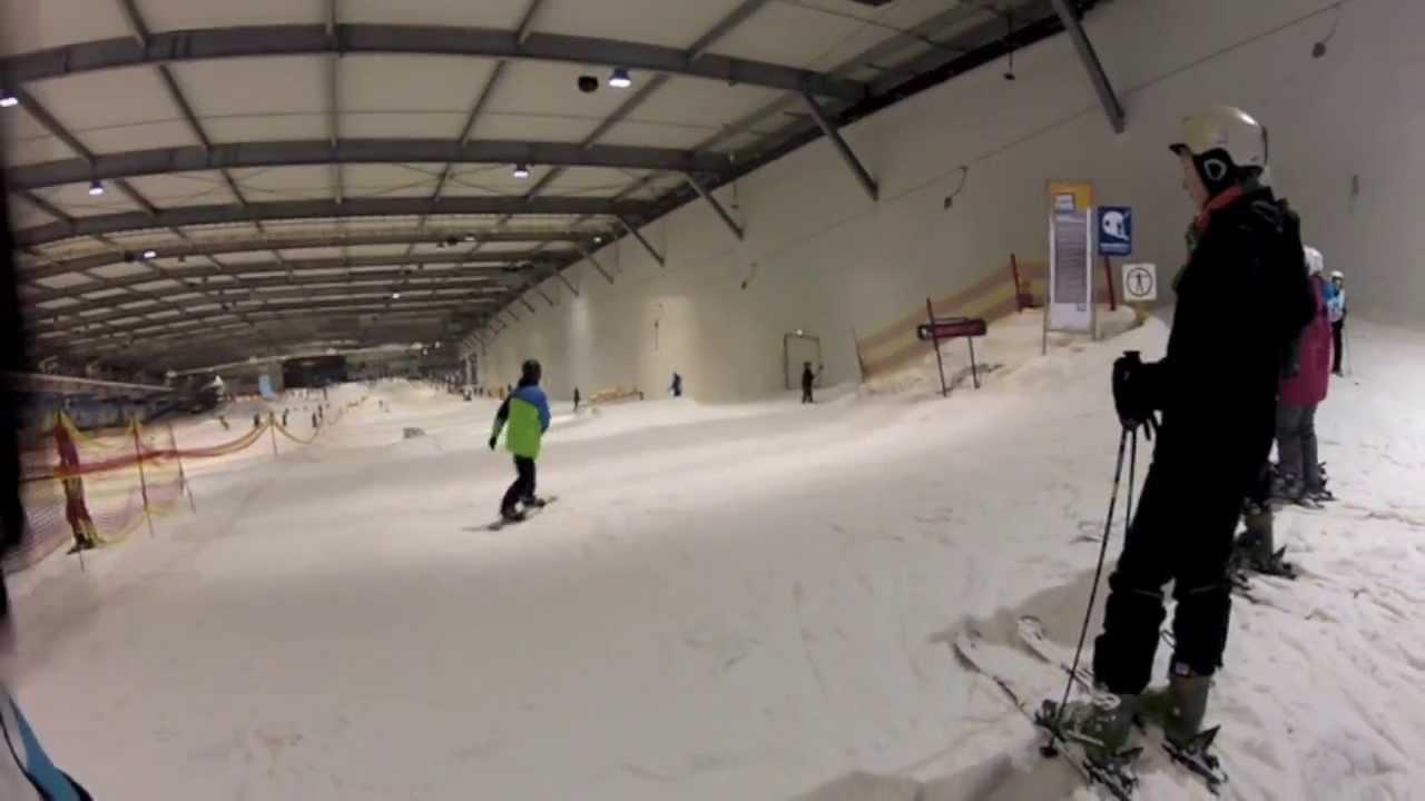 Snow Dome Bispingen Tödlicher Unfall