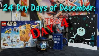 24 Dry Days of December - Day 4 - Apple Cider and More Lego Vechile