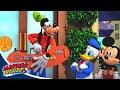 Микки и веселые гонки - сезон 2 серия 07   мультфильм Disney про Микки Мауса и его машинки