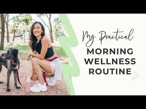 Morning Wellness Routine | My 5 Non-Negotiables + Tips to Empower Your Day | Om & The City