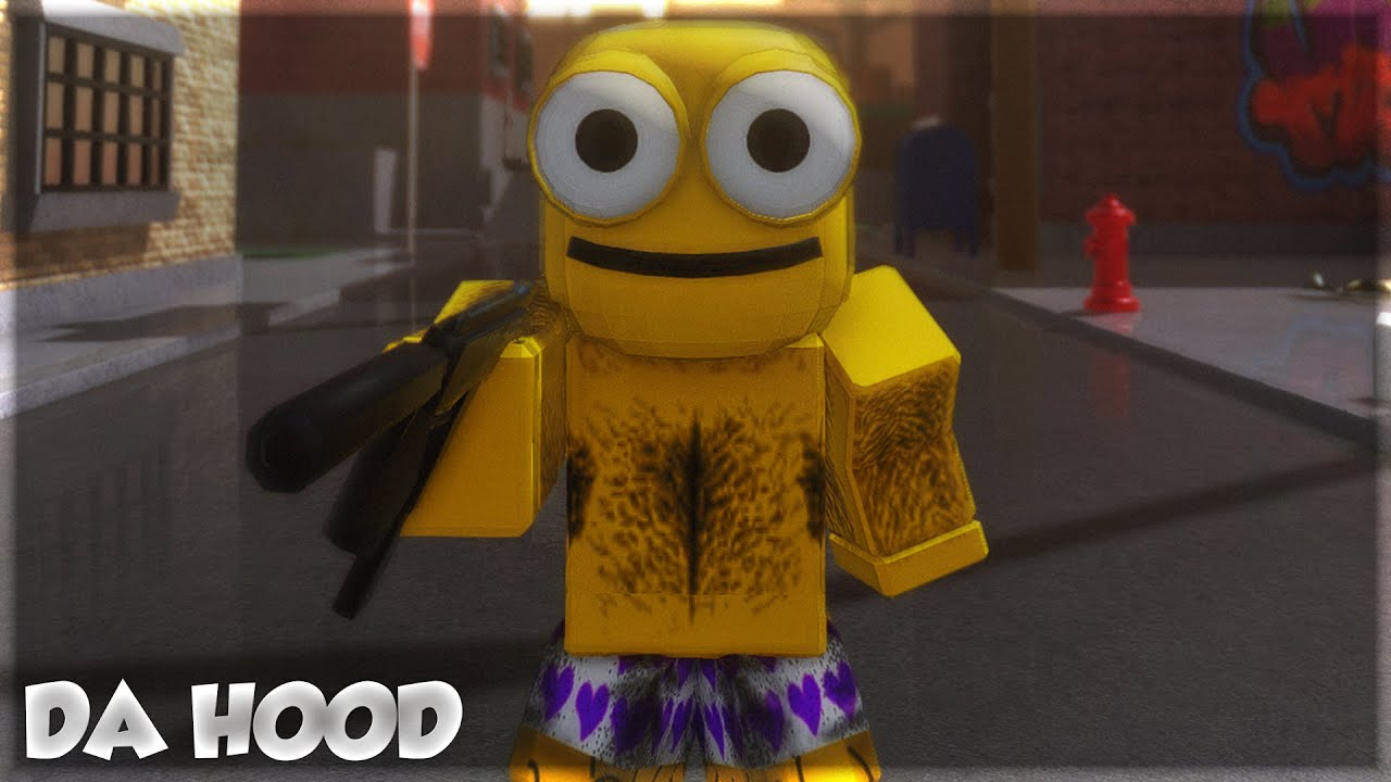 Download so i robbed people in roblox da hood...