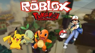 ROBLOX POKEMON! [capitulo 1]