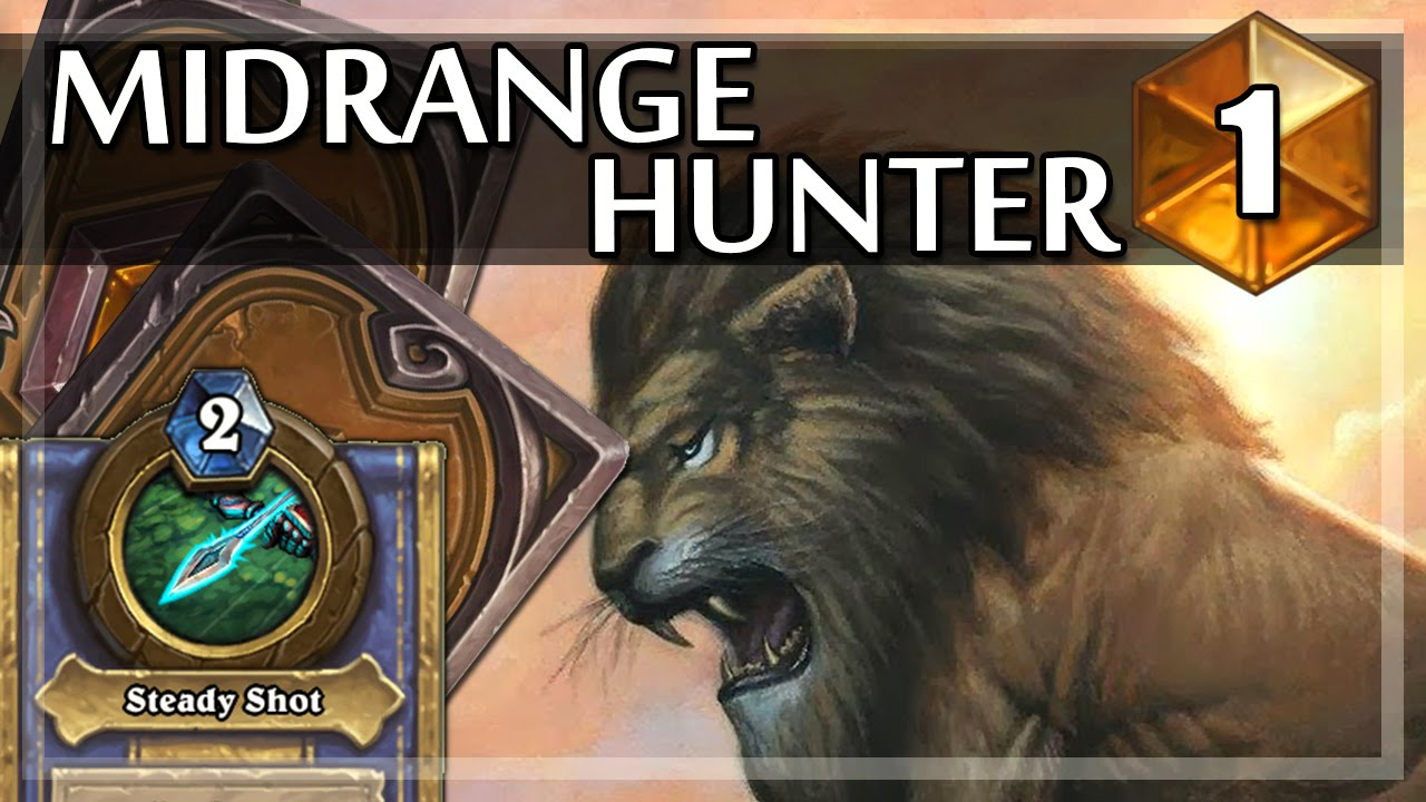 Download Hearthstone Midrange Hunter w/ StrifeCro #1