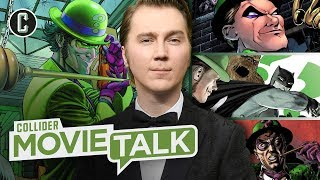 The Batman's Riddle: Jonah Hill Is Out, Paul Dano Is In - Movie Talk
