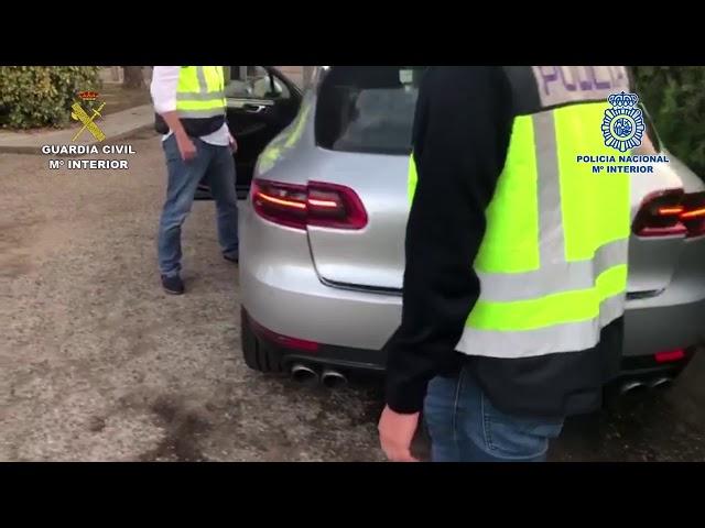Desarticulan una organización que habría estafado en la compraventa de vehículos de lujo de Alemania