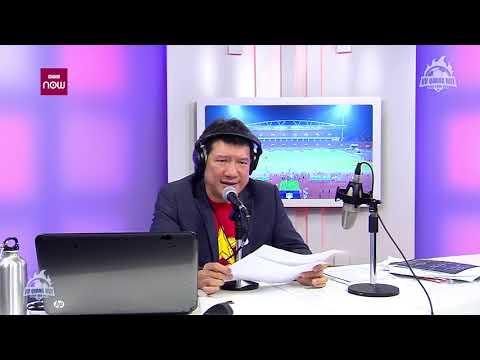 BLV Quang Huy nghẹn ngào trong cabin bình luận thời điểm Việt Nam đăng quang
