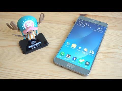 รีวิว Samsung Galaxy Note 5 ( review )