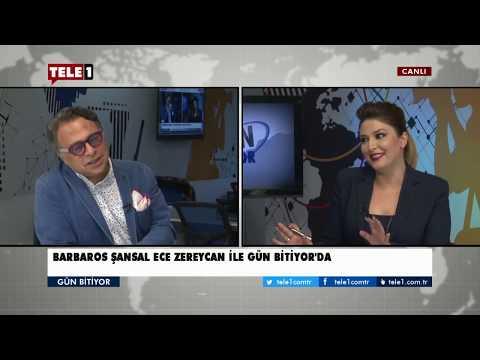 Barbaros Şansal, Ece Zereycan ile Gün Bitiyor'un konuğu oldu | Tele1 TV