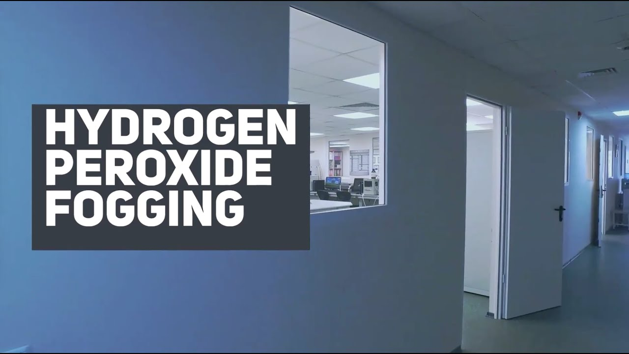 Hydrogen Peroxide Fogging #2