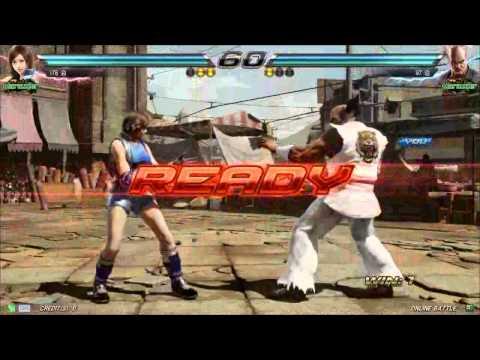 Tekken 7  Asuka(OKAY) vs Heihachi(backgang) korea online match
