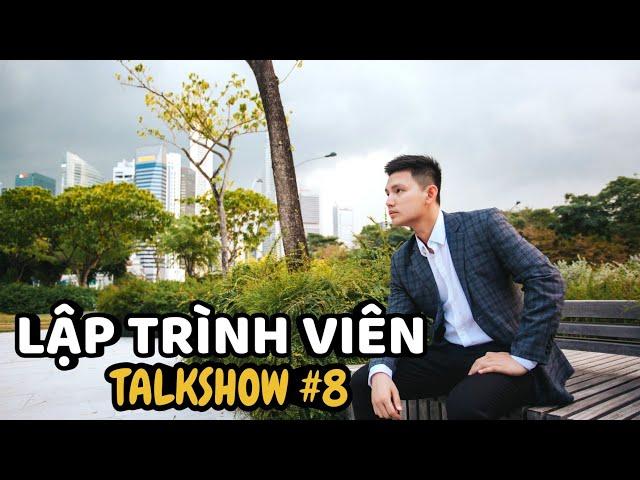 LẬP TRÌNH VIÊN & THUÊ CHO THUÊ BĐS | TALKSHOW #8 | Quang Lê TV