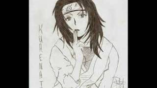 my kurenai sensei drawing