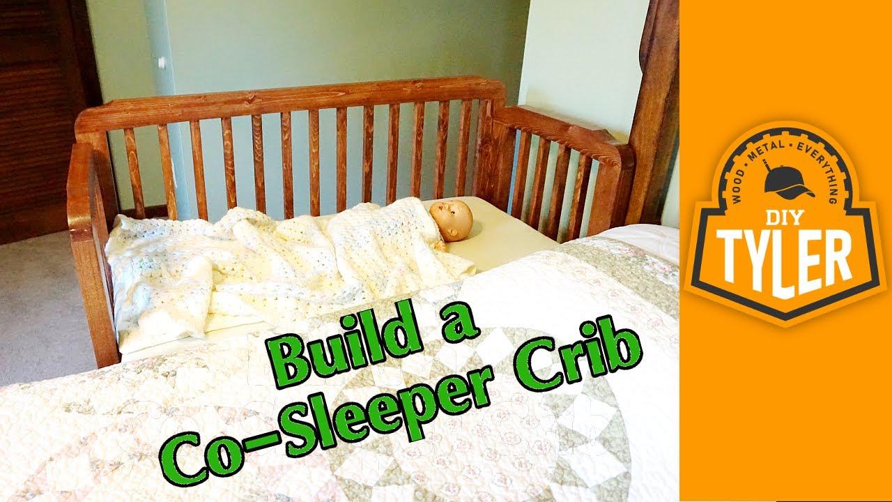 co sleeper crib