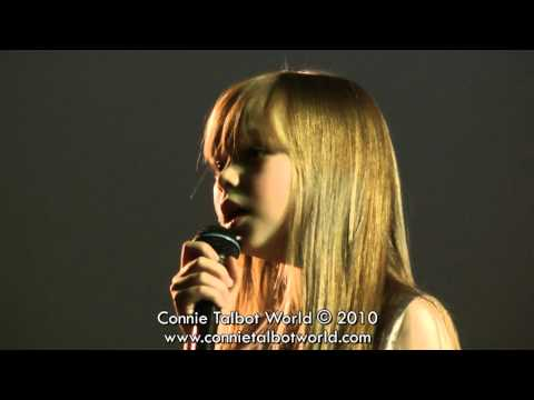 Connie Talbot  One Moment In Time