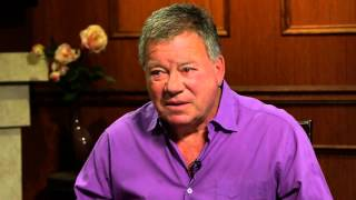 Does William Shatner Believe in UFOs | William Shatner Interview | Larry King Now Ora TV