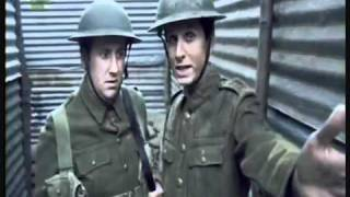 Horrible Histories - First Time In The British Trenches.