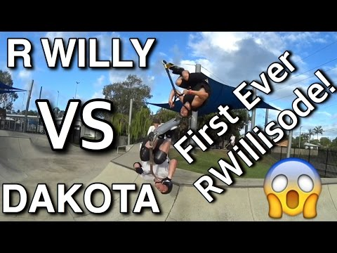 R Willisode #1 | Ryan Williams VS Dakota Schuetz