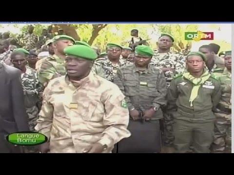 Mali : l'ex-putschiste Amadou sanogo devant ses juges