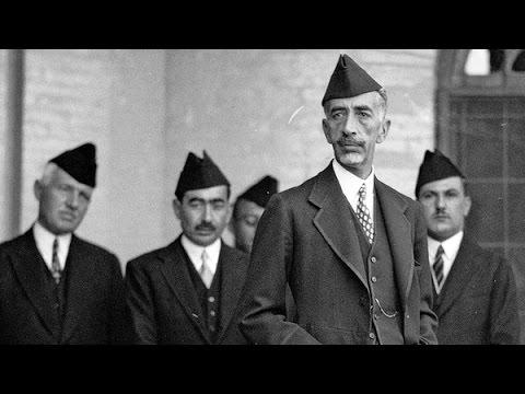 WWI Arab Revolt: Al Hashem (2of2) - King of Syria, King of Iraq - Faisal bin Hussein bin Ali