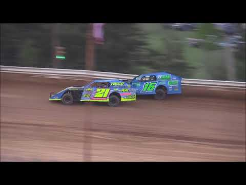 Modified Heat #1 from Jackson County Speedway, May 11th, 2018.