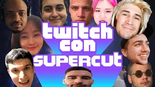 TWITCHCON 2019 SUPERCUT Featuring NymN, xQc, Poke, HAchubby, Mizkif, Erobb, Tyler1, and MANY MORE!
