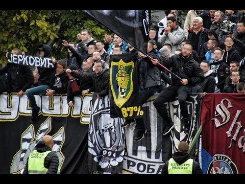 Taurunum = GROBARI 87% | Zemun - Partizan, 25.10.2017.