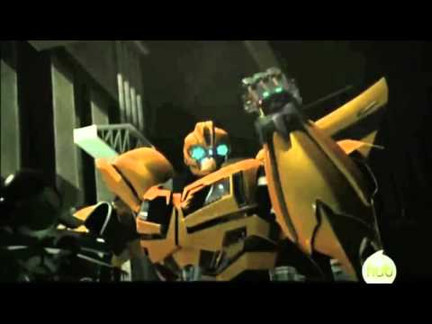 Transformers Prime - Linkin Park - Somewhere I Belong