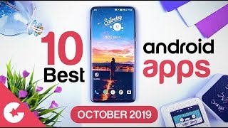 Top 10 Best Apps for Android - Free Apps 2019 (October)