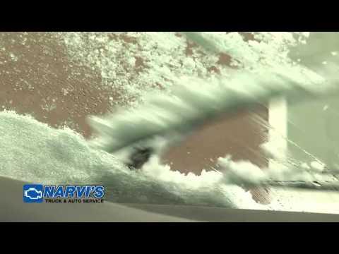 Auto Tips: Winter windshield wiper problems