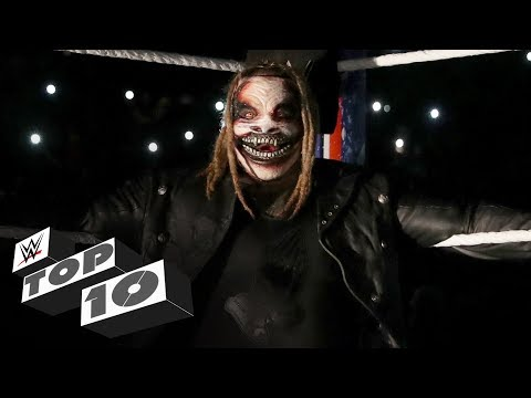Scariest entrances of all time: WWE Top 10, Oct. 30, 2019