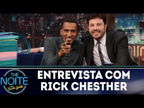 Entrevista com Rick Chesther | The noite (23/10/18)