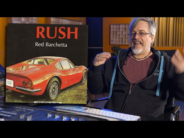 Platinum Awarded Engineer Reacts to Rush –