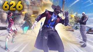 The Dodging Master!! | Overwatch Daily Moments Ep.626 (Funny and Random Moments)