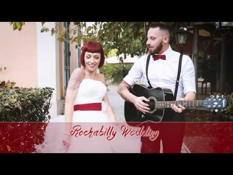 Eventi ad Arte – Il Trailer – Rockabilly Wedding & Alice in Wonderland Birthday