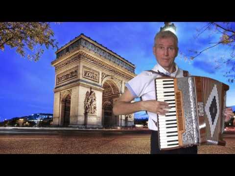 Soir de Paris  auf dem Akkordeon von Gottfried Kletzmair