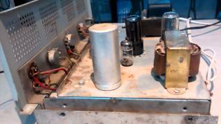 Amplifier tubes Radson 615ET-II