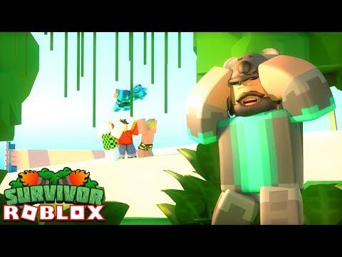 Roblox Animation  NOT THE ROCKS!!!  ROBLOX Survivor Animated