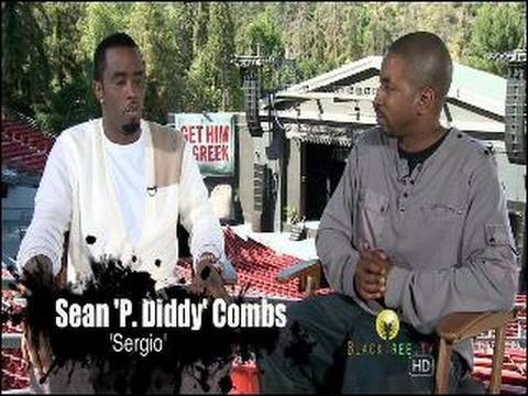 P. Diddy Interview for Get Him to the Greek