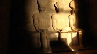 أخبار اليوم | الشمس تتعامد على معبد الكرنك بالاقصر