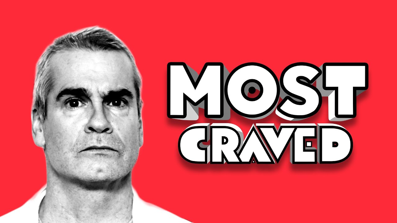 Most Craved Ep. 104 with guest HENRY ROLLINS | Upcoming TV shows, TV show cancellations