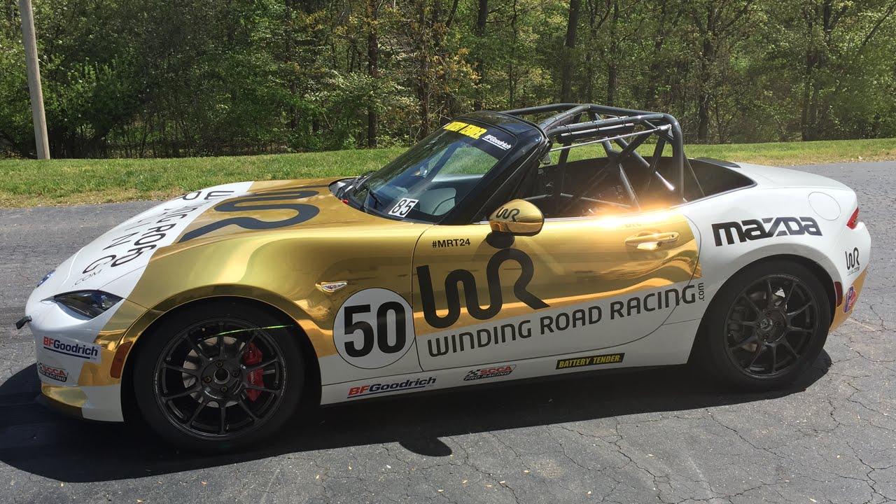 Race 1    #50   Battery Tender Global Mazda MX 5 Cup At Watkins Glen  International   YouTube