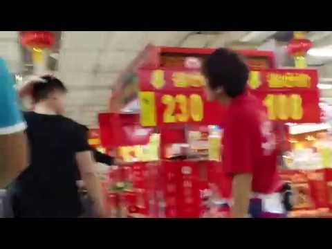 Culture Shock @Walmart in Beijing