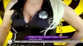 ANS Roza Zərgərli Haqda Növbəti Şok Xəbər,Müğənni Ölümündən ...