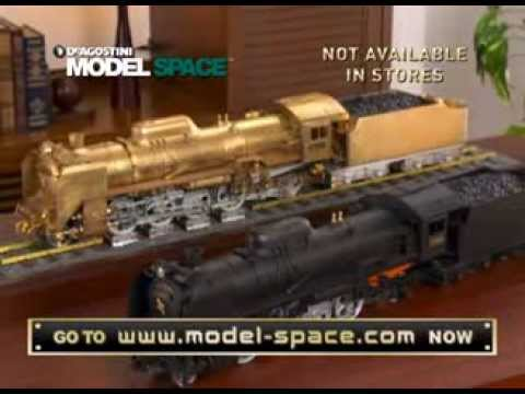 The D51 Steam Locomotive 1:24 Scale Model Kit from ModelSpace