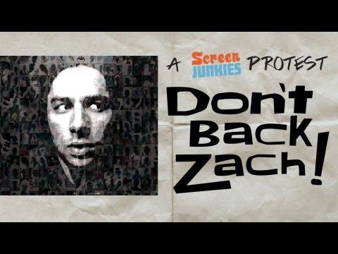 Don't Back Zach Braff - PSA