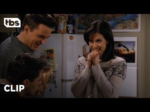Friends: Monica Gets A Love Poem (Season 3 Clip) | TBS