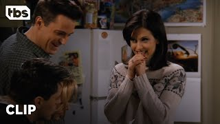 Friends: Monica Gets A Love Poem (Season 3 Clip) | TBS