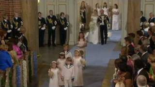 crown princess victoria's wedding
