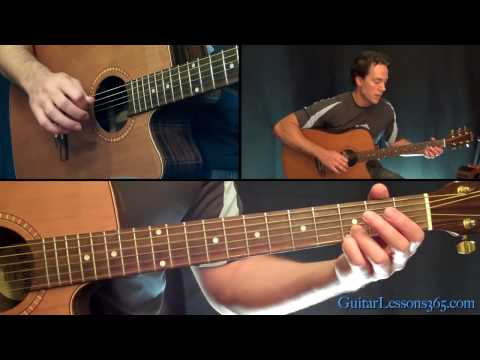 Wish You Were Here Guitar Lesson Pt.1 - Pink Floyd - Intro & Chords
