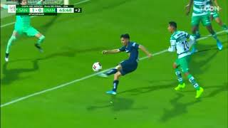 embeded bvideo Resumen | Santos Laguna 4 - 2 Pumas UNAM | Copa MX - Apertura 2019  - Octavos de Final